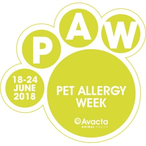 Pet Allergy Week 2018 at The Vet Whetstone
