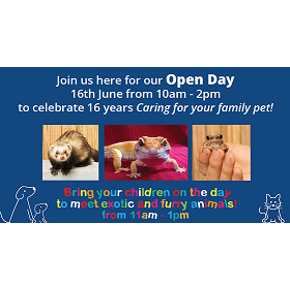 Our Open Day!